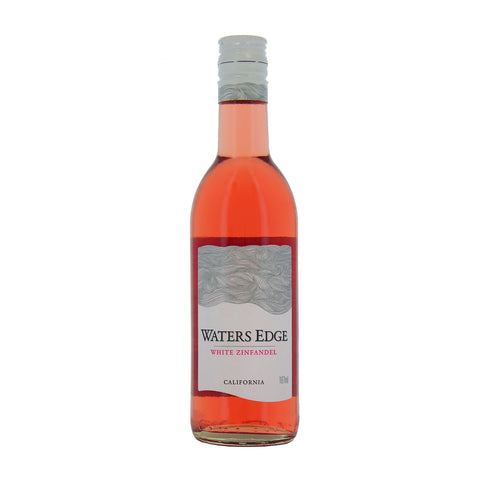Waters Edge White Zinfandel 187ML Single Serve (24 BOTTLE CASE)