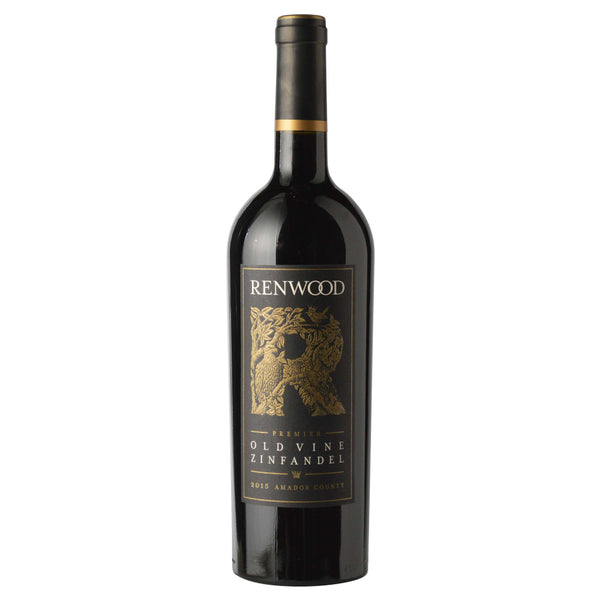 Renwood Premier Old Vine Red Zinfandel