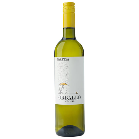 La Val Orballo Albarino (6 Bottle Case)