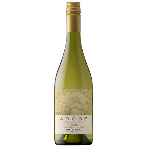Adobe Reserva Viognier, Colchagua Valley Organic  (6 Bottle Case)