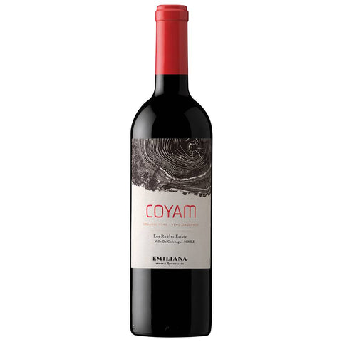 Emiliana Coyam Colchagua Valley (6 Bottle Case)