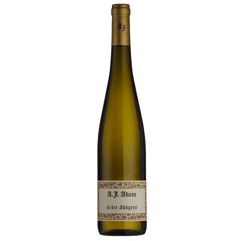 Weingut AJ Adam in der Sangerei Riesling feinherb (6 Bottle Case)
