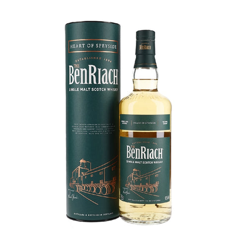 BenRiach 'Heart of Speyside' Single Malt Whisky