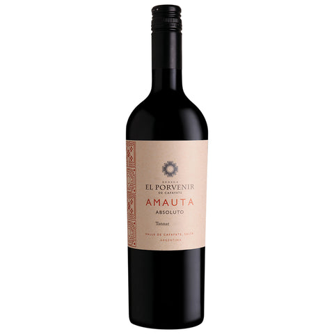 El Porvenir de Cafayate, Amauta Absoluto Tannat (6 Bottle Case)
