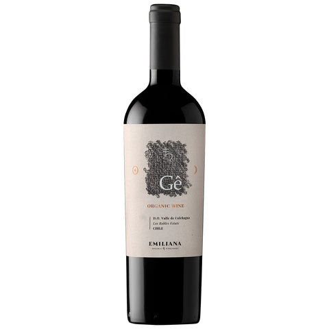 Emiliana Gê, Colchagua Valley [Organic & Biodynamic] (6 Bottle Case)