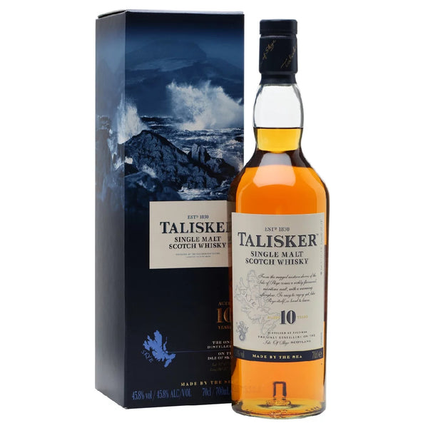 Talisker 10 Year Old Malt Whisky