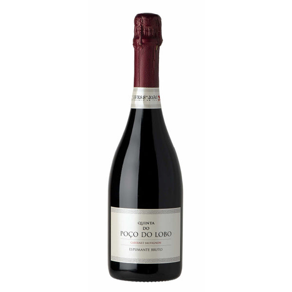 Quinta do Poco do Lobo Sparkling RED Brut