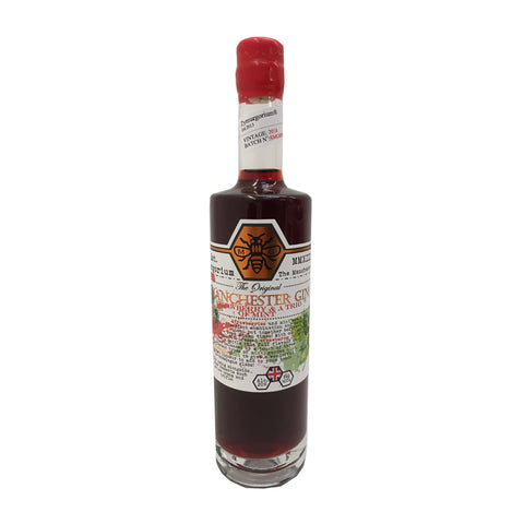 Zymurgorium Strawberry and Mint Gin Liqueur