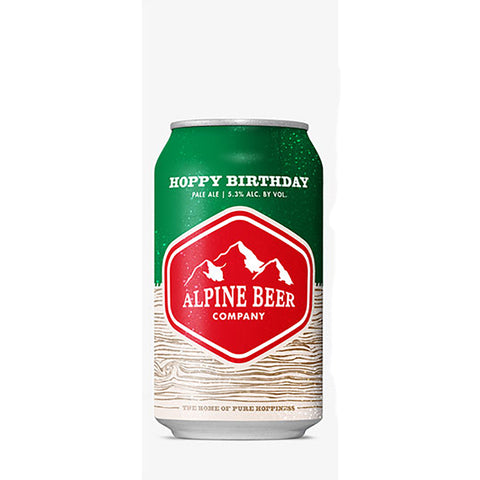 Alpine Hoppy Birthday