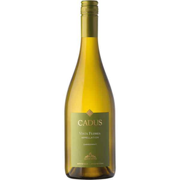 Cadus Vista Flores Appellation Chardonnay (6 Bottle Case)