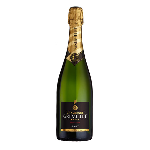 Champagne Gremillet Selection Brut (in gift box)