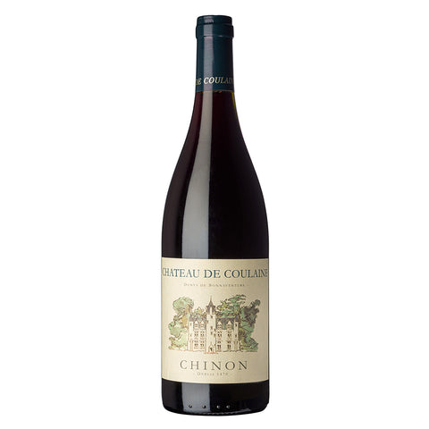 Chateau de Coulaine Chinon Rouge Organic