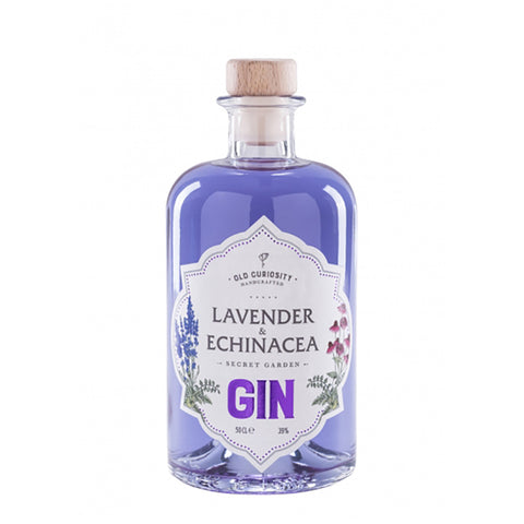 The Old Curiosity Lavender & Echinacea Gin