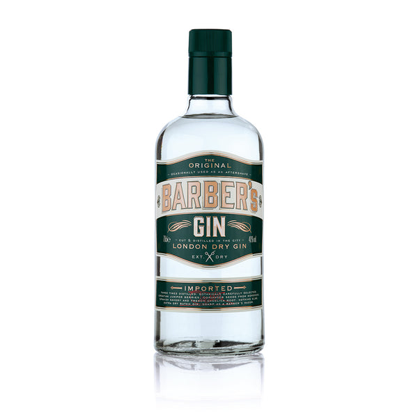Barbers London Dry Gin
