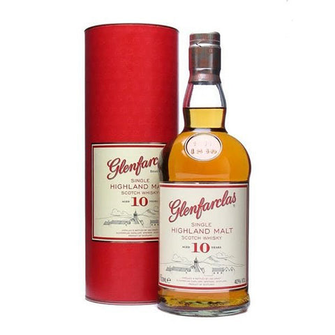 Glenfarclas 10 Year Single Malt