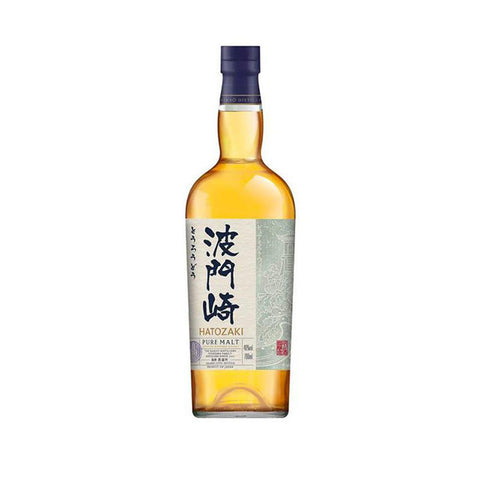 Hatozaki Pure Malt Japanese Blended Whisky