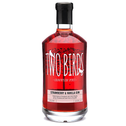 Two Birds Strawberry & Vanilla Gin