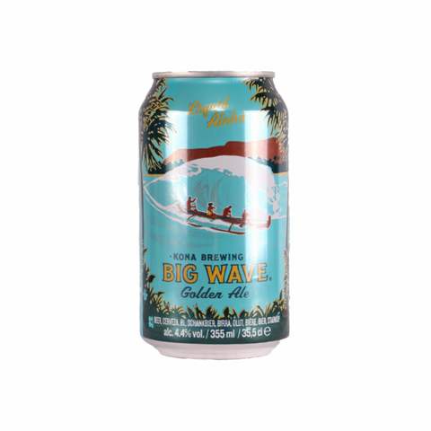 KONA BREWING CO BIG WAVE 355ml CAN