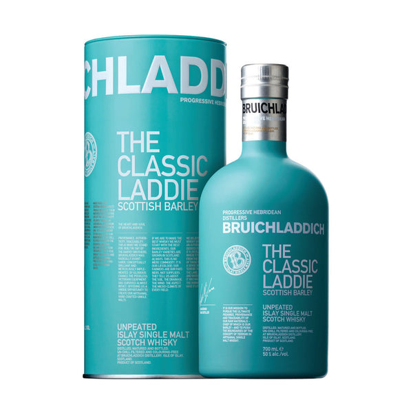 "Bruichladdich ""The Classic Laddie"" Scottish Barley Single Malt Whisky"