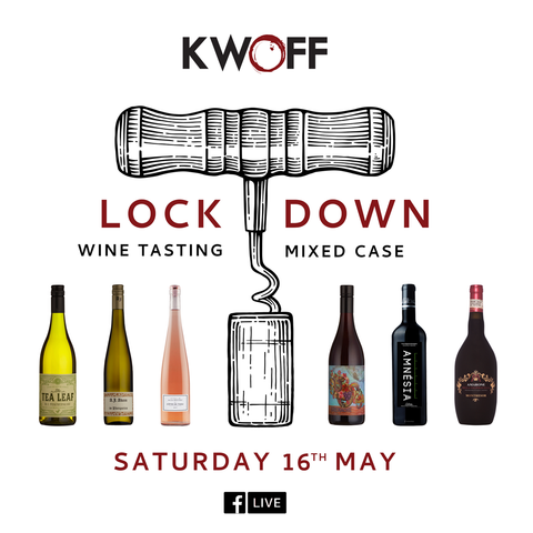 Lockdown At Home Tasting Case - 16th May Facebook Live Tasting