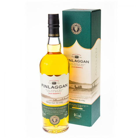Finlaggan Islay Single Malt Old Reserve Scotch Whisky 70CL - In Gift Box