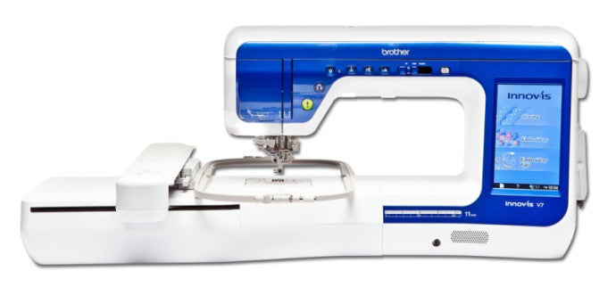Brother V7 sewing and embroidery