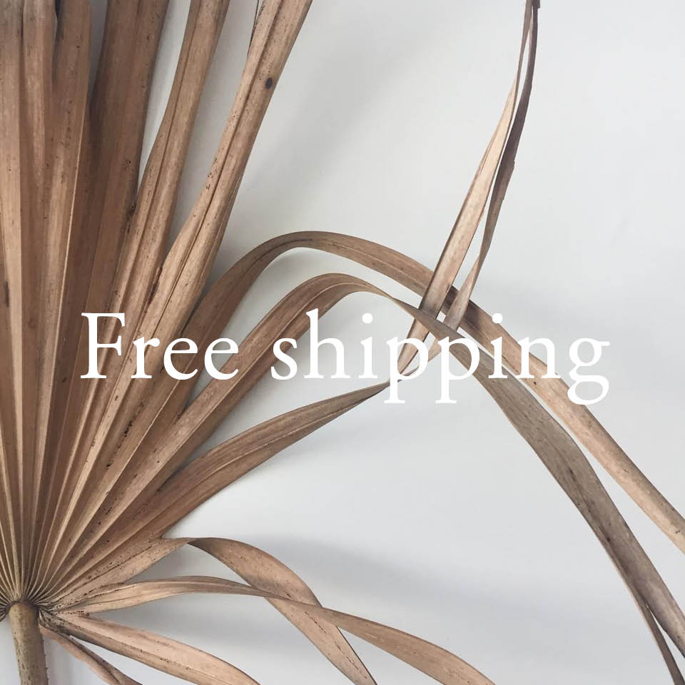 Free shipping for Belgium and Germany _ The Fine Store