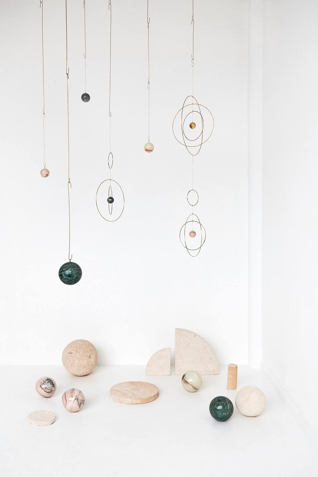 Galaxy Globes designed by Kaja Skytte _ The Fine Store