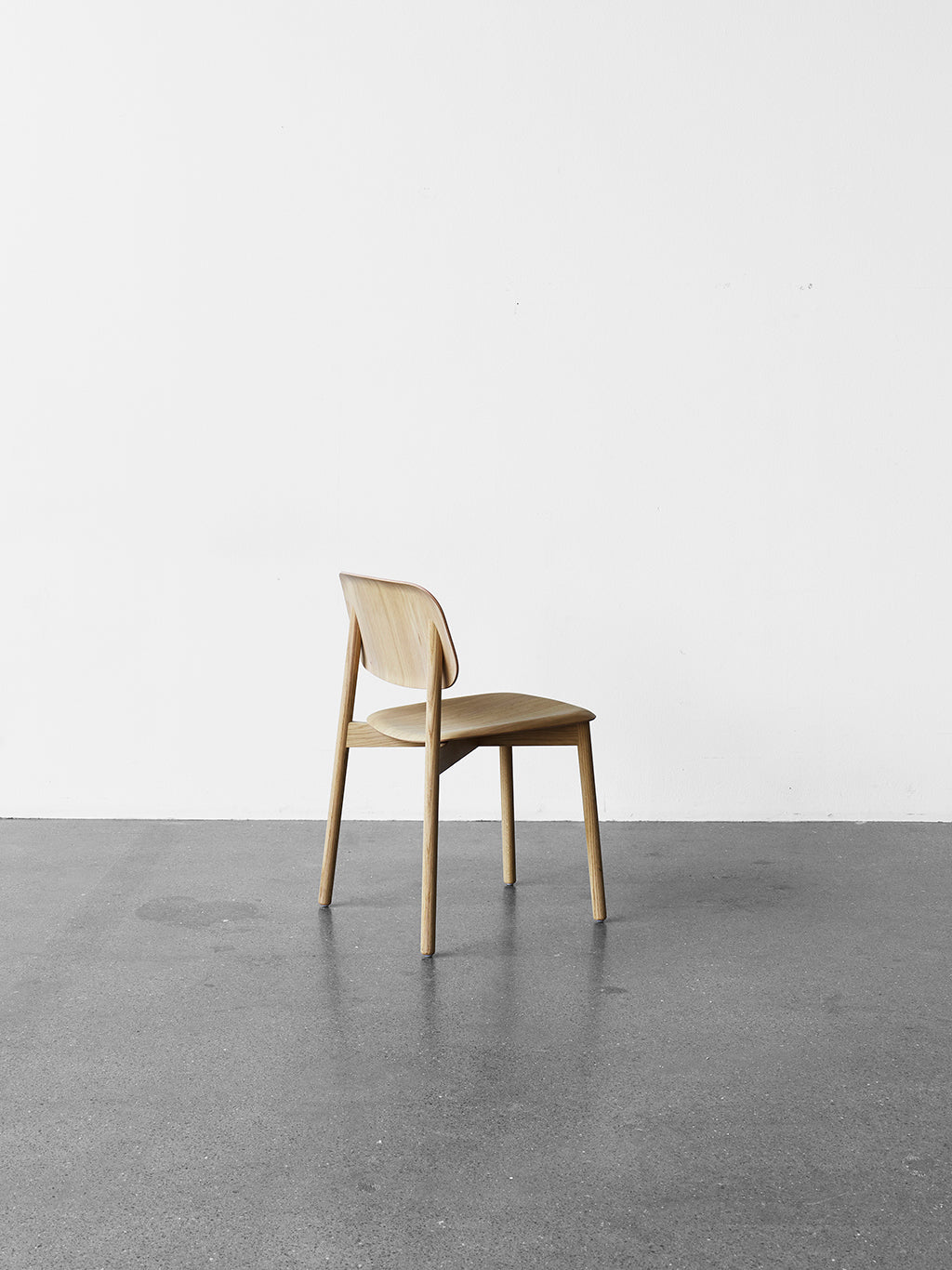 The Soft Edge Chair by Iskos-Berlin for Hay
