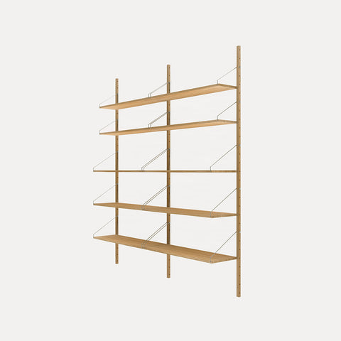 Shelf Library High Double Section, Frama
