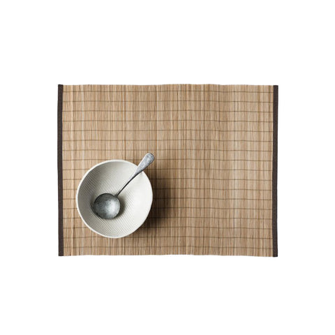Bamboo Placemat, Color & Co