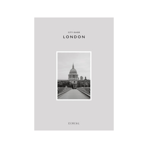 Cereal City Guide London, Cereal Magazine
