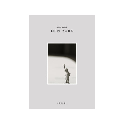 Cereal City Guide New York, Cereal Magazine