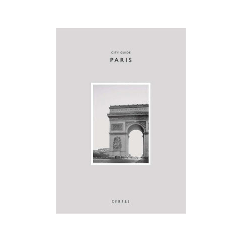 Cereal City Guide Paris, Cereal Magazine