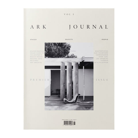 Ark Journal Volume 1