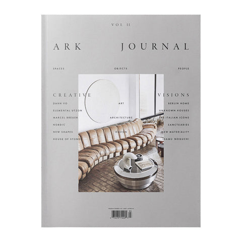 Ark Journal Volume 2, Ark Journal