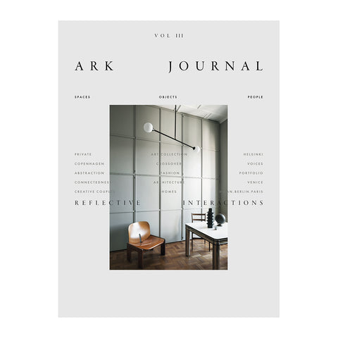 Ark Journal Volume 3, Ark Journal Magazine