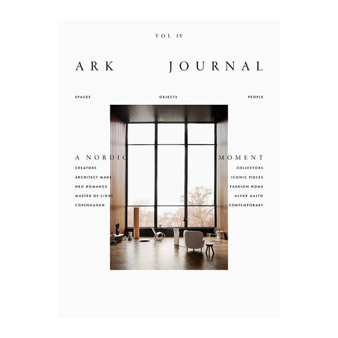 Ark Journal Volume 4, Ark Journal Magazine
