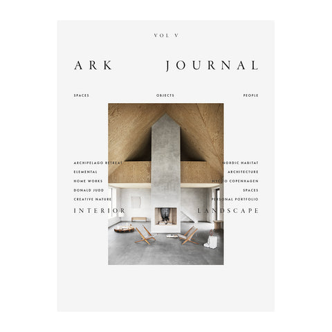 Ark Journal Volume 5, Ark Journal Magazine