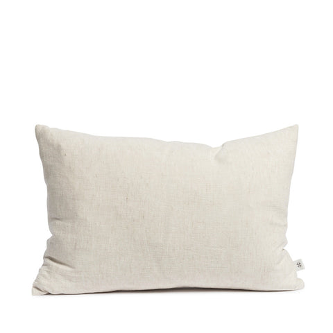 Linen Cushion Almond, By Mölle