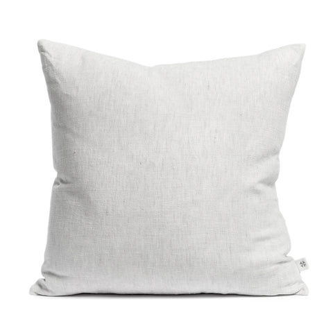 Linen Cushion Misty Grey, By Mölle
