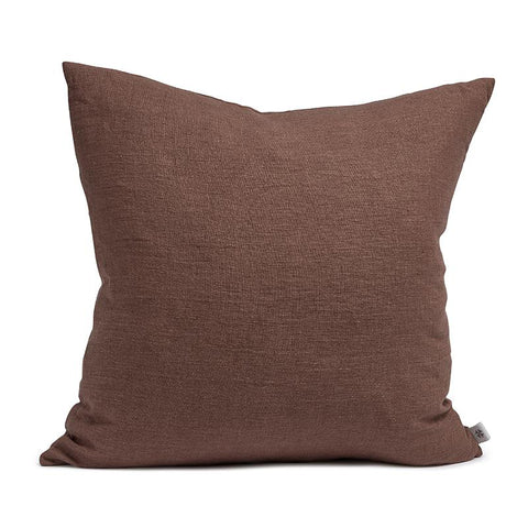 Linen Cushion Terra, By Mölle