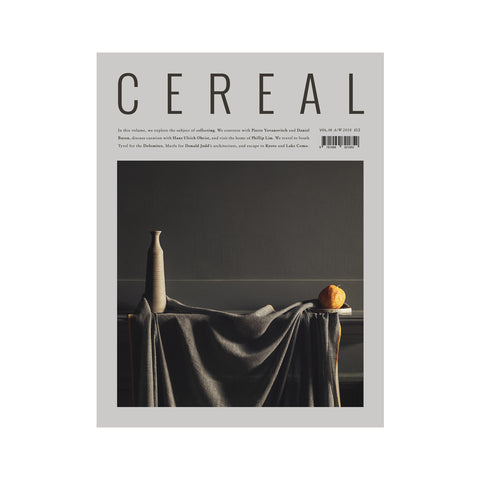 Cereal Volume 16, Cereal Magazine