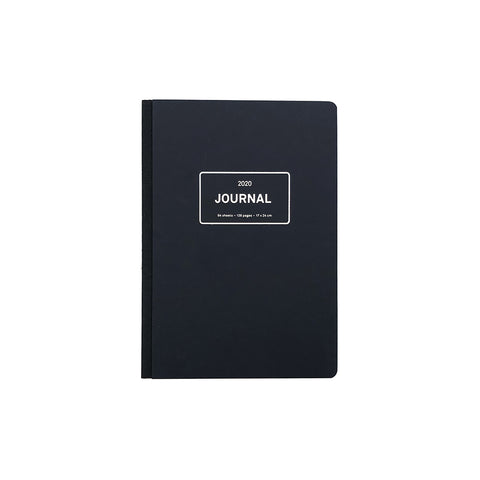 Weekly Journal 2020 Limited Edition, Els & Nel