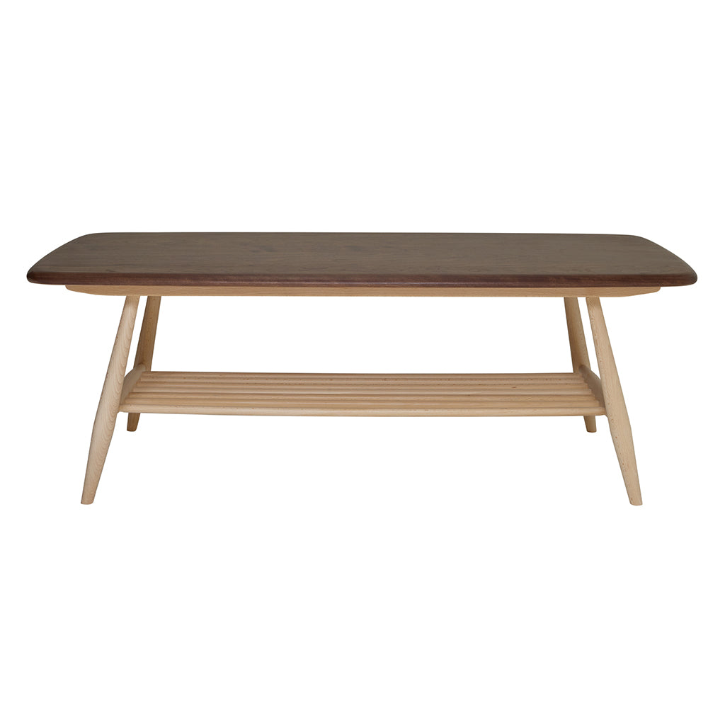 Vintage Ercol Coffee Tables For Sale: Originals Coffee Table Walnut, Ercol