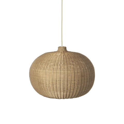 Braided Belly Lamp Shade, Ferm Living