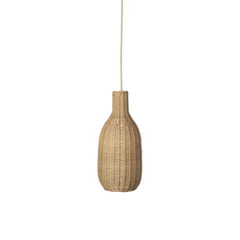 Braided Bottle Lamp Shade, Ferm Living