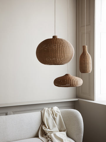 Braided Lamp Shade, Ferm Living