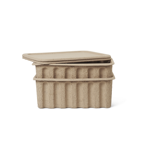 Paper Pulp Box Large, Ferm Living