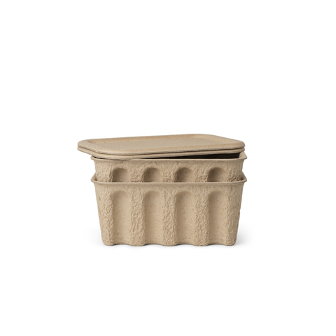 Paper Pulp Box Small, Ferm Living